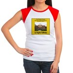Los Angeles Museum of Natural Women's Cap Sleeve T