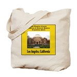 Los Angeles Museum of Natural Tote Bag