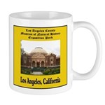 Los Angeles Museum of Natural Mug