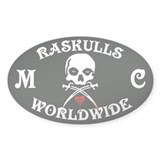 Raskulls Decal