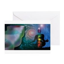 Sound Is Sacred Greeting Cards (Pk of 20)