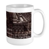 Large Chelsea Morning mug