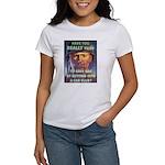 Save Gas Poster Art Women's T-Shirt