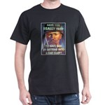 Save Gas Poster Art (Front) Black T-Shirt