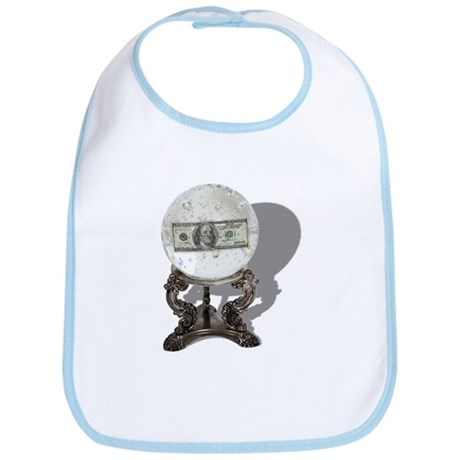 Future of Money Bib