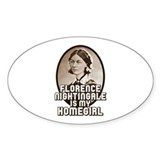 Florence Nightingale Stickers