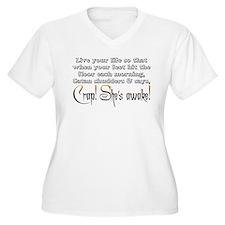 Satan Shudders T-Shirt