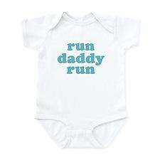 run daddy run Infant Bodysuit