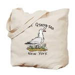 Seagull East Quogue Tote Bag