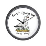 Seagull East Quogue Wall Clock