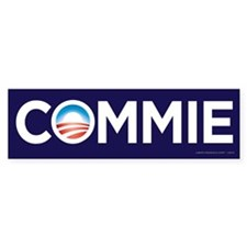 Obama Parody Bumper Sticker