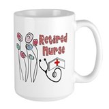 Retired Nurse Coffee Mug