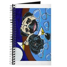 Hot Tub Pugs Journal