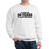 Funny 50th Birthday Jumper