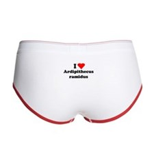 Ardipithecus ramidus Women's Boy Brief