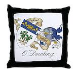 O'Dowling Sept Throw Pillow