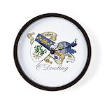 O'Dowling Sept Wall Clock