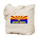 Boycott Mexico Tote Bag