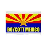 Boycott Mexico Rectangle Magnet (100 pack)