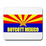 Boycott Mexico Mousepad