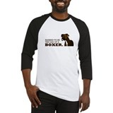 Blessed Boxer Dad Baseball Jersey