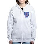 Fairport Police Women's Zip Hoodie