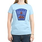 Fairport Police Women's Light T-Shirt