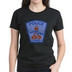 Fairport Police Women's Dark T-Shirt