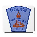 Fairport Police Mousepad