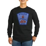 Fairport Police Long Sleeve Dark T-Shirt