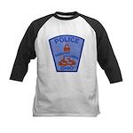 Fairport Police Kids Baseball Jersey