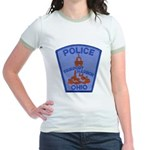 Fairport Police Jr. Ringer T-Shirt