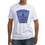 Fairport Police Fitted T-Shirt