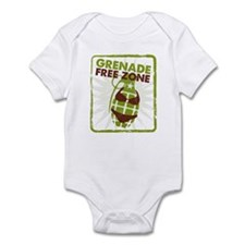Grenade Free Zone Body Suit