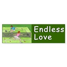 """ENDLESS LOVE"" Car Sticker"