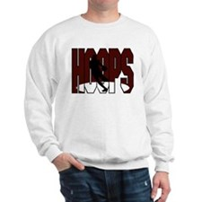 HOOPS *1* {crimson} Sweatshirt