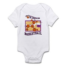 SCIENCE OF.. {purple} Infant Bodysuit
