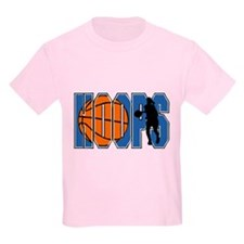 HOOPS *2* {blue} T-Shirt