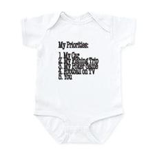 My Priorities Infant Creeper