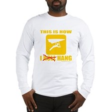 HANG GLIDE/HANGGLIDE Long Sleeve T-Shirt