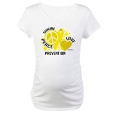 Suicide Peace Love Prevention Shirt