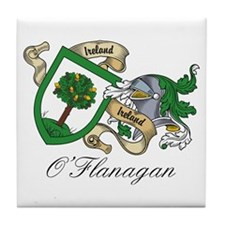 O'Flanagan Sept Tile Coaster