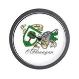 O'Flanagan Sept Wall Clock
