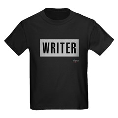 Writer Kids Dark T-Shirt