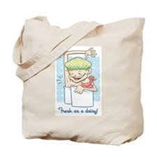 Tote Bag: Fresh As A Daisy