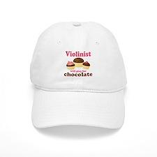 Chocolate Violin Cap