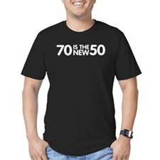 70 is the new 50 T