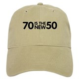70 is the new 50 Hat