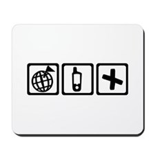 Geocaching Mousepad