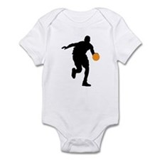 BASKETBALL *74* Infant Bodysuit